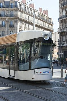 Marseille Tramway France