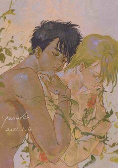 Pretty Art, Cute Art, Manhwa, Banana Art, Kill La Kill, Animes Wallpapers, Art Sketchbook, Aesthetic Art, Anime Art