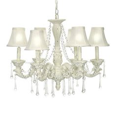 Illuminate a room and give a boost to décor with this marvelous chandelier. The classic design is sure to receive tons of compliments from guests and add a touch of elegance to any room.