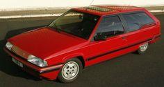1986 Citroën BX by Heuliez