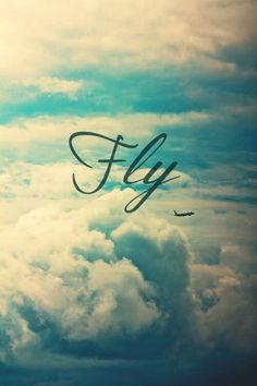 Take to the skies.