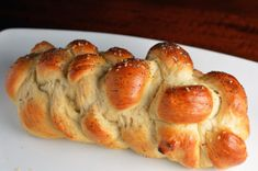 This eggless Shabbat challah is a great low-cholesterol alternative to classic Shabbat egg challah. This recipe makes a slightly sweet and moist challah. You won't even realize it is made without eggs.