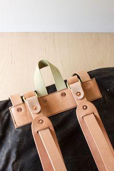 Strawfoot Backpack D