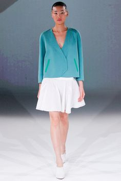 Chalayan Spring 2013 Ready-to-Wear - Collection - Gallery - Style.com