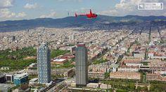 Barcelona Helicòpters - Helipistas S.L. - Vol turístic per Barcelona - Vuelo turístico por Barcelona - Barcelona Helicopter Tour