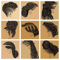 8 Things TO AVOID When Protective Styling. - - Protective hairstyles are a popular technique for length retention, especially for kinky textured naturals like hair. However, all too often protective hairstyles have the potential to work agai…. Protective Hairstyles For Natural Hair, Natural Hair Braids, Natural Hair Care, Natural Protective Styles, Protective Style Braids, Natural Styles, African Braids Hairstyles, Girl Hairstyles, Braided Hairstyles