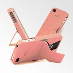 Cool iPhone Case with stand Different color though.
