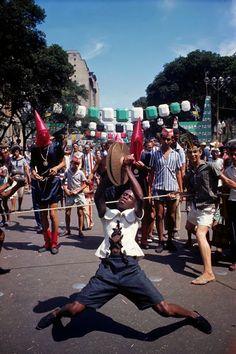 The Carnival in Rio de Janeiro, 1964