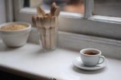Monmouth coffee   Espresso