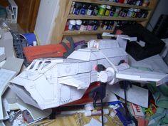 Thunderhawk Part 10 ~ The Resurrected Hobbyist