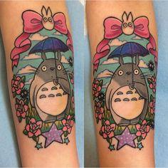 (46) hayao miyazaki tattoo | Tumblr                              …