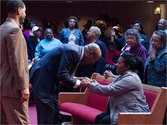 Mission Revival - Rev. Dr. Frederick D. Haynes III - New Member