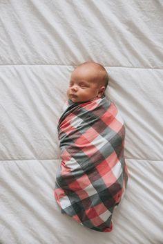Knit Swaddle Blanket - Jack