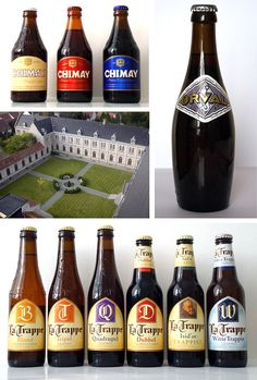 Trappist Beer - Belgium in a Glass | CheeseWeb
