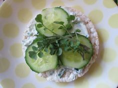 kefir cream cheese with herbs from kitchencounterculture