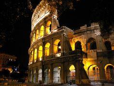 Coliseo, Roma Italia.