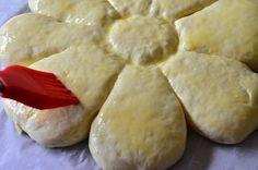 Pain arabe au four Un pain arabe cuit au four moelleux facile à réaliser pour le ftour du ra...