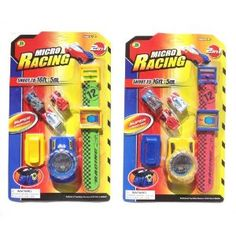 These mini race cars are perfect for kids who loves to racing competition with friends. They will surely love the launchers that will make their car go in a zoom. Also good as kids party favors.
