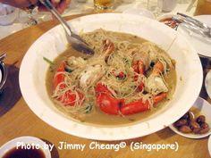 ~ Yummy Crab bee hoon from Golden Spoon Restaurant ~