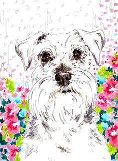 One of my favorite illustrators and artists ever (fact), Jo Chambers of Studio Legohead, did an absolutely incredible job capturing Wrigley's personality and that little mischievous twinkle in his eye. Life goal of commissioning a portrait of Wrigley: complete!