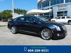 2013 CADILLAC XTS Platinum Call for Price  miles 904-209-9531 Transmission: Automatic  #CADILLAC #XTS #used #cars #NimnichtChevrolet #Jacksonville #FL #tapcars