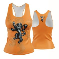Custom Racerback / Tank Top- in our G.O.T House Lannister (available in multiple colors) Game of Thrones  If you dont see the color you want please message us and we can create it for you. Made in the USA. -Custom Racerback Tank Top designed, printed, cut and sewn to order in Phoenix, AZ -Great gift for her -82% Polyester / 18% Spandex blend. -4 way stretch which means fabric stretches and recovers both on the cross and lengthwise grains -These high quality Racerbacks will never los...