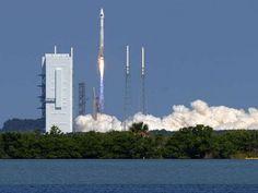 We have liftoff! Rocket delivers new GPS satellite to orbit via @USATODAY