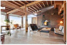 Arkitekterne Carla og Axel Jürgensens egen villa i Brede - Argentinavej 11