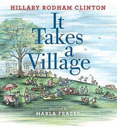 lorelai & everett | It Takes a Village: Picture Book Simon & Schuster/Paula W...
