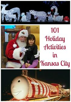 Holiday lights, kids activities, music and so many more seasonal events for the family!  Midwest Christmas in Kansas City