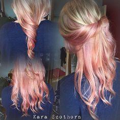 underlights hair colour - Google Search