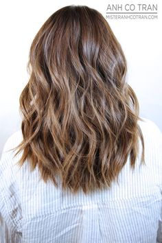 LIVED IN HAIR™ Cut/Style: Anh Co Tran • IG: @anhcotran • Appointment inquiries please call Ramirez|Tran Salon in Beverly Hills at 310.724.8167.