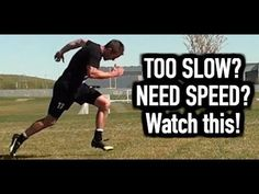 Tired of being slow? Here are 5 tips to help you increase your speed: https://www.youtube.com/watch?v=xUhBosIguRQ