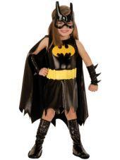 Batgirl Costume for Toddler Girls - Halloween City