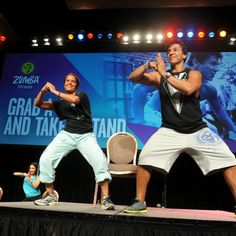 Zumba Founder Beto Perez's 5 Tips For Taking Your First Class-Visit our website at http://www.endurancefitnesskalamazoo.com for a FREE TRIAL PASS