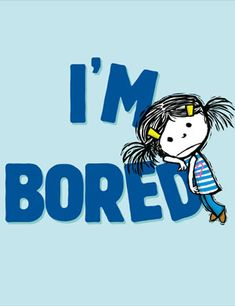 There is NOTHING boring about being a kid, but one little girl is going to have to prove it in this anything-but-boring picture book from comedian Michael Ian Black.