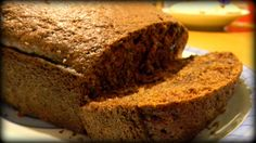 Chocolate Carrot and Cucumber Bread