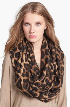 Add a little (animal) print to your fall look