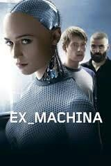 So intriguing. Great movie about AI.