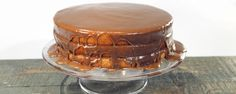 Recipe from Carla Hall from The Chew. Michael Symon, Mario Batali & Clinton Kelly all raved this was the best cake they'd ever had! This caramel cake is so delicious it will become a staple in your dessert repertoire!