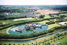 #dream homes #waterfront OK this is interesting.  Listed as a castle...It has a moat.  Homestead FL - Trulia