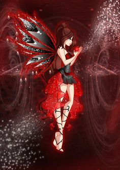 COM: Nagashia Enchantix by anazgred on DeviantArt Winx Club, Monster High Art, Doll Repaint, Fairy Art, Magical Creatures, Disney Drawings, Pictures To Draw, Faeries, Cute Art