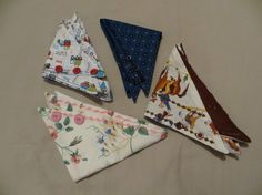 Bib/Bandana Variety of Colors and Sizes by Tailored4Tots on Etsy, $3.00
