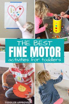 Toddler Fine Motor Activities, Science Activities For Toddlers, Activities For 2 Year Olds, Motor Skills Activities, Literacy Activities, Toddler Play, Tot School, Simple, Sensory Play
