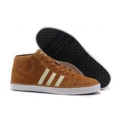 Køligt Adidas Vlneo Hoops Mid Shoes Brun Beige Hvid Herre Skobutik | Købe Adidas Vlneo Hoops Mid Shoes Low Skobutik | Adidas Skobutik Salg | denmarksko.com
