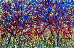 View Spring Dogwood by Paul J Best. Discover more Acrylic Paintings for sale. FREE Delivery and 14 Day Returns. Original Art, Original Paintings, Paintings For Sale, Landscape Art, Free Delivery, Interior Decorating, Walls, Around The Worlds, Artists