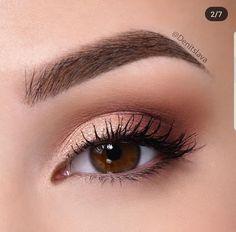 Gorgeous Makeup: Tips and Tricks With Eye Makeup and Eyeshadow – Makeup Design Ideas Makeup Eye Looks, Eye Makeup Tips, Cute Makeup, Gorgeous Makeup, Makeup Trends, Skin Makeup, Makeup Inspo, Eyeshadow Makeup, Makeup Ideas