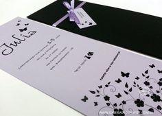 Convite de 15 anos - Galeria de Convites