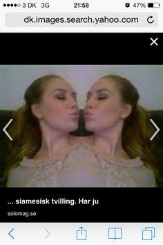 Det er sjovere at være to når man er siamesisk tvilling #drensomhed