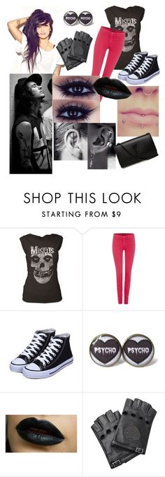 """Untitled #97"" by xprettyrecklessx ❤ liked on Polyvore featuring Armani Jeans, Valentino and Yves Saint Laurent"